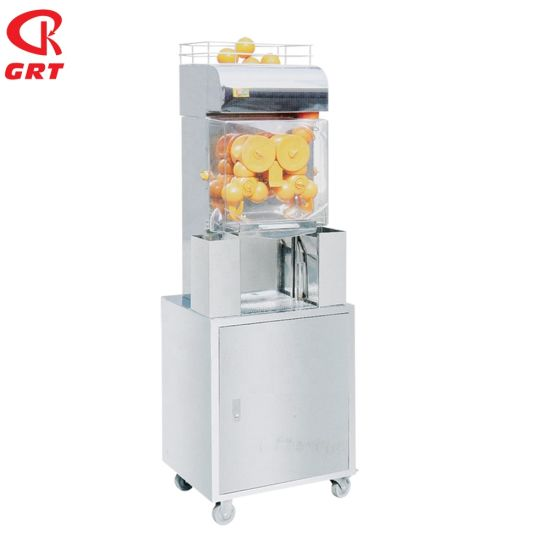 Grt-2000e-4b Commercial Orange Juicer Machine Orange Squeezer
