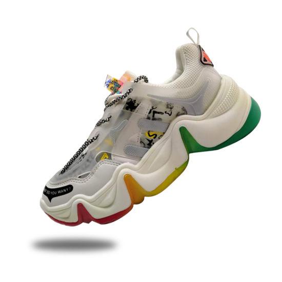 Women White Fashion Casual Shoes Sneaker 2020 New Model Sport Shoes for Men
