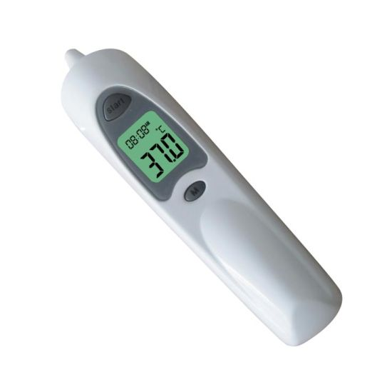 4 in I Digital Infrared Ear Thermometer with Backlight pictures & photos
