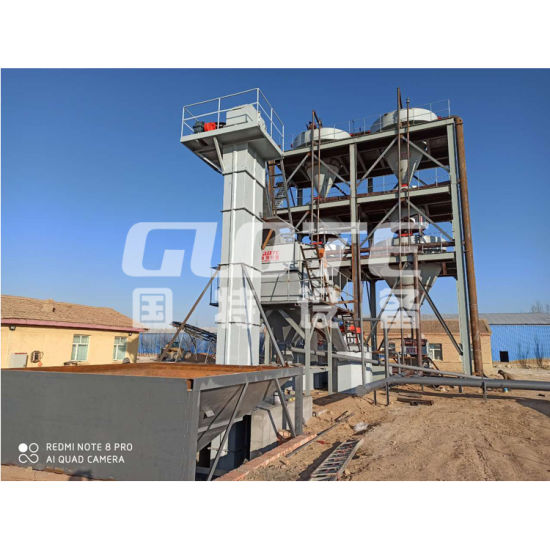Wet Silica Sand Frac Sand Processing Equipment Mineral Separator