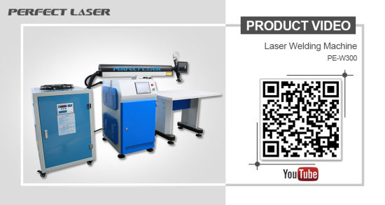 Metal Stainless 3D Letters Laser Welding Machine with Good Quality pictures & photos