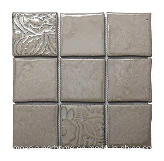 China Ceramic Mosaic Tile for Home Restaurant Kitchen Walls ...