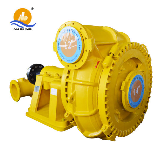 Slurry River Sand Machine Sand and Gravel Pump pictures & photos