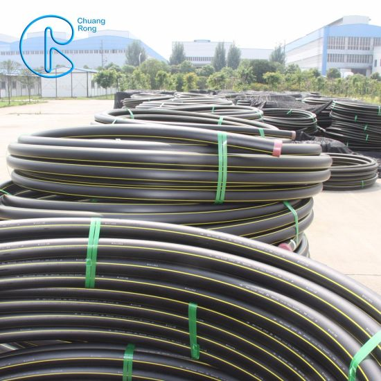 32mm SDR17 Natural Gas Plastic Poly Pipe pictures & photos