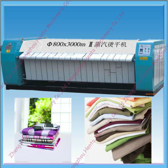 Industrial Automatic Clothes Ironing Machine