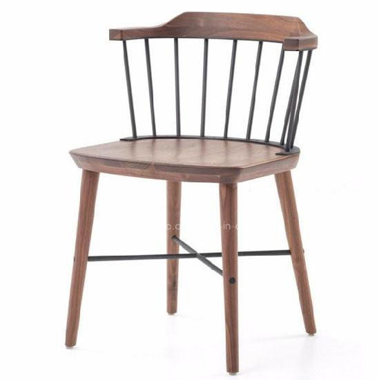 Modern Wooden Dining Chair For Restaurant Furniture Set