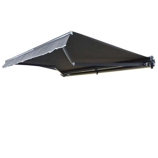 Fashionable Wholesale Custom Motorsized Remote/ Manual Control Aluminum Sp Awnings