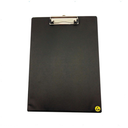 Antistatic Black Plastic Clip Board pictures & photos