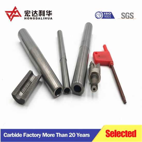 Solid Carbide Boring Bar with Holes pictures & photos
