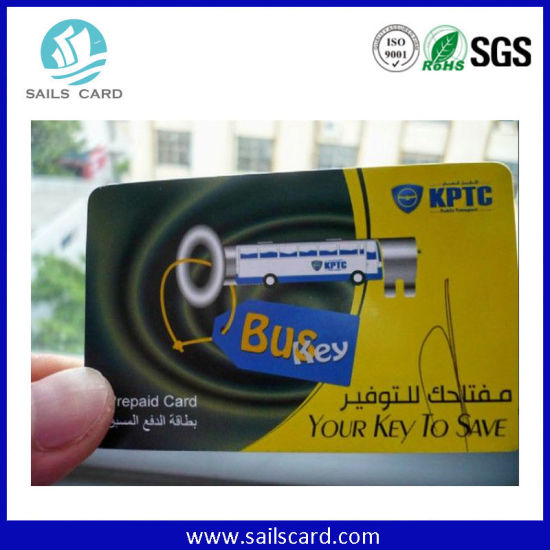 ISO 15693 Icode Sli-S RFID Smart Card pictures & photos