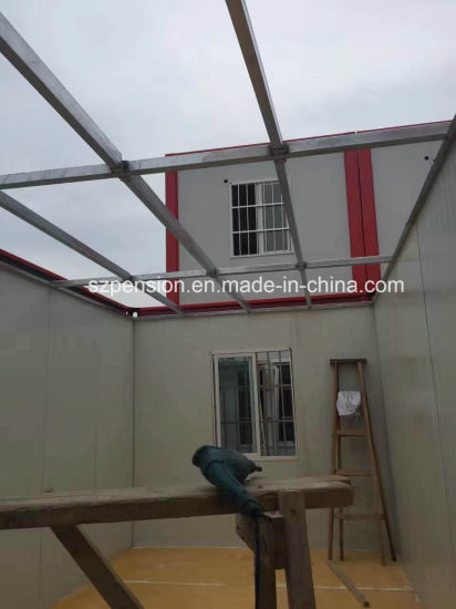 Modern Style Prefabricated/Prefab Foldable Mobile House pictures & photos