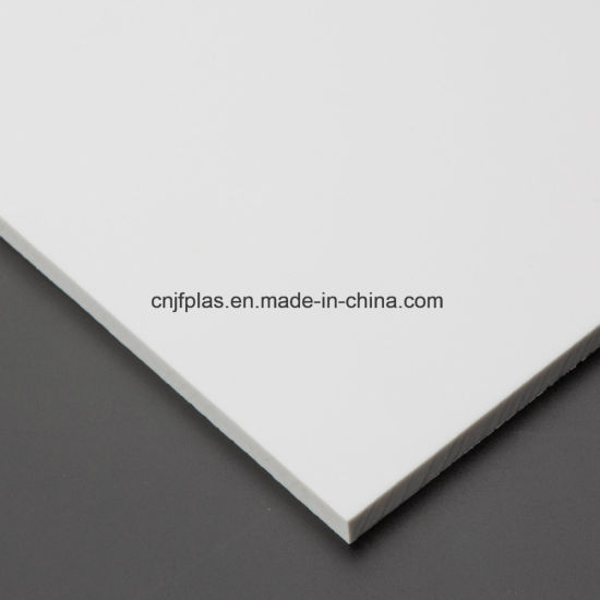 China 3 Layer Co-Extruded High Gloss HIPS Sheet for