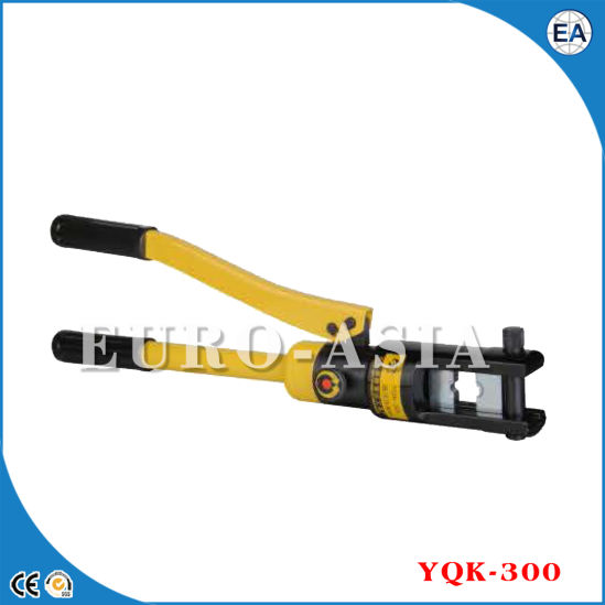 Compression Pliers for Power Cable and Wire