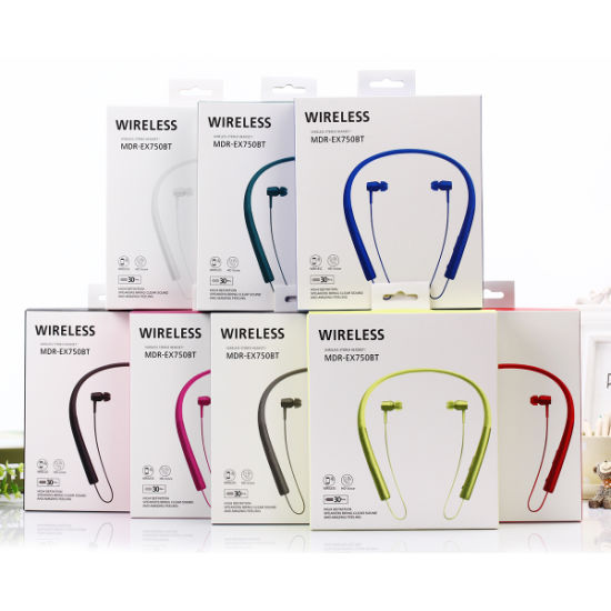 China Bluetooth 4 0 Wireless Stereo Headset Mdr Ex750bt For Sony China Headset And Bluetooth Headset Price