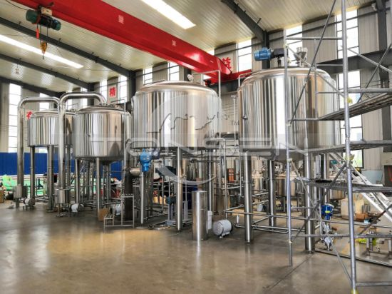 Hot Sale American Lager Brewing Equipment 20bbl for Brewers