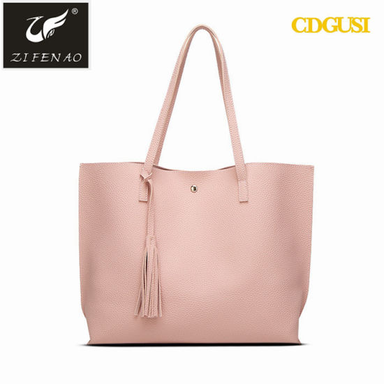 2018 New Fashion Summer Ladies Fancy Handbags Large Tote Bags Cheap Women  Shopping Bags Wholesale Manufacturer China. Get Latest Price 883c09ee4f237