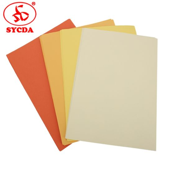 Premium Quality A4 Size Color Woodfree Paper pictures & photos