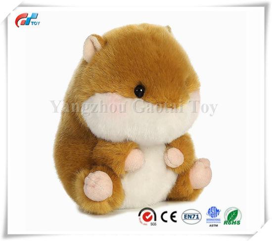 Frolic Hamster Rolly Pet 5 Inch Stuffed Animal