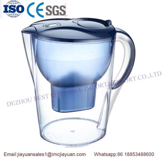 Supply Eco-Friendly Plastic Alkaline Water Filter Pitcher