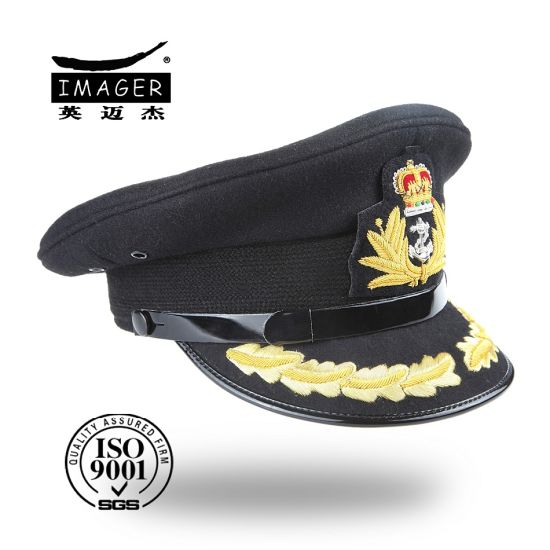 10f0a116b China Fashion Custom Made Fitted Navy Colonel Hat - China Navy Hat, Hat