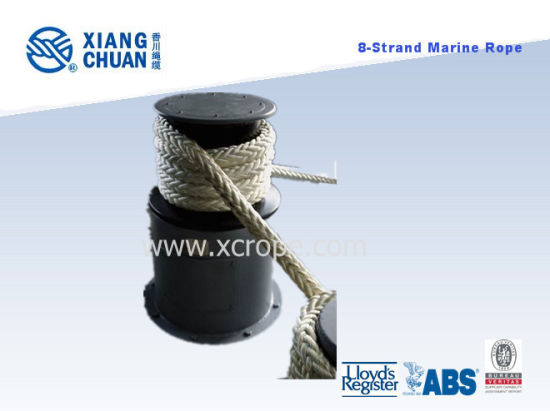 ABS Approved Mixed Mooring Rope (Polypropylene and Polyester Rope) pictures & photos