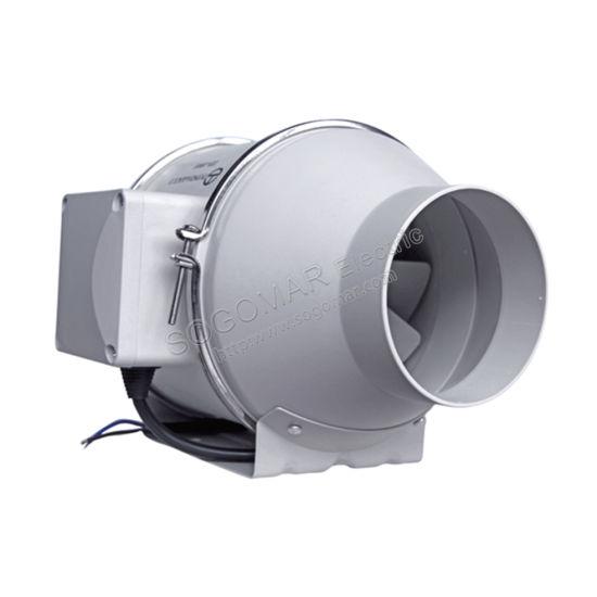 Low Noise Extractor Fan Duct Fan 100mm