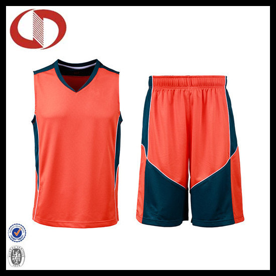 Hot Sale Youth Quick Dry Professional Man′s Basketball Uniforms pictures & photos