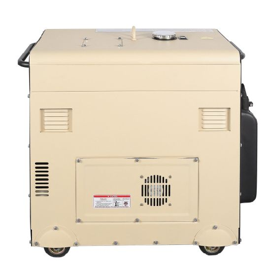 Land Use Diesel Generator Set (5KW) pictures & photos