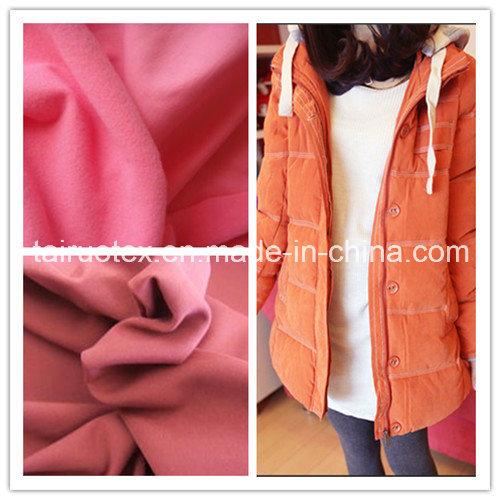 100% Microfiber Peach Skin Fabric for Down Jacket