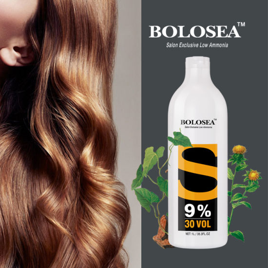 China Bolosea Good Stablity Hair Color Peroxide for Hair Care ...