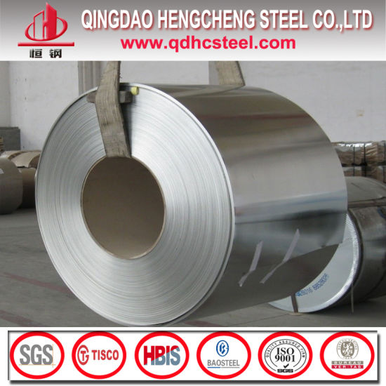 Ss304 304L Cold Rolled Stainless Steel Coil pictures & photos