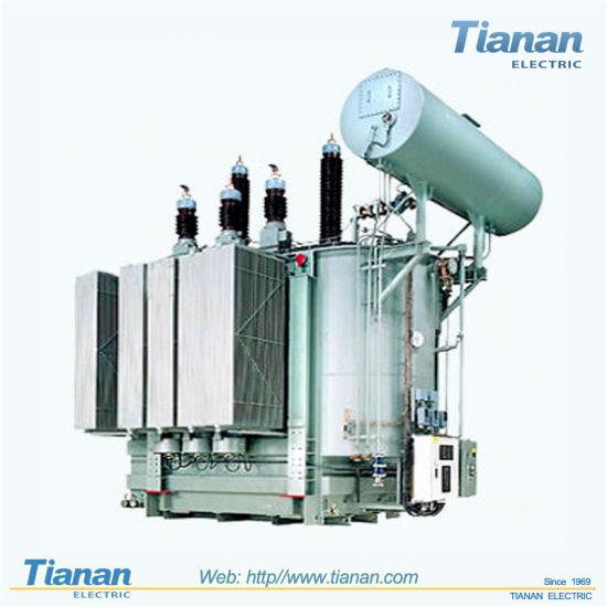China 20 MVA 20000 KVA 132KV To 11KV Three Phase Power
