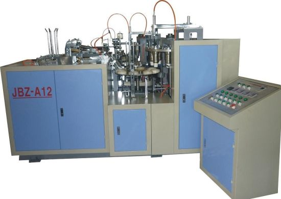 Jbz-A12 Paper Cup Machine Price in India