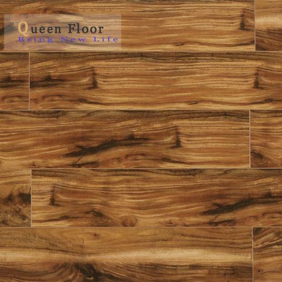 China Exotic Synchronized Oak Wood, Exotic Series Laminate Flooring