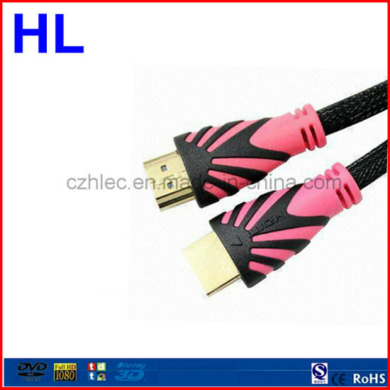 High Speed HDMI Cable for Game Player pictures & photos