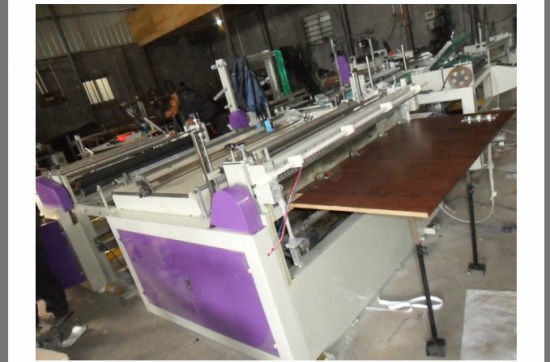 Compact Type Paper Cutter Machine for Paper Film Non Woven Fabric Roll (DC-HQ) pictures & photos