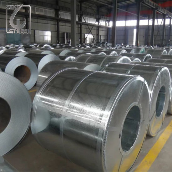 Az150 G550 Hot Dipped Galvalume Steel Coil From China pictures & photos