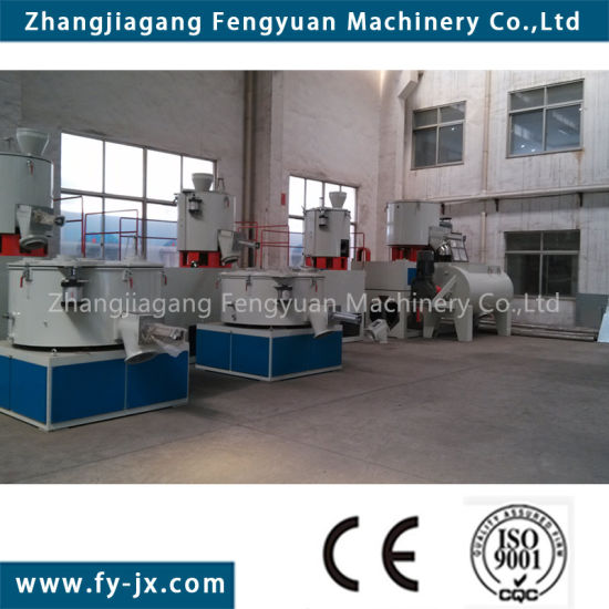 Horizontal Mixer/Mixing Machinery for Extruder pictures & photos