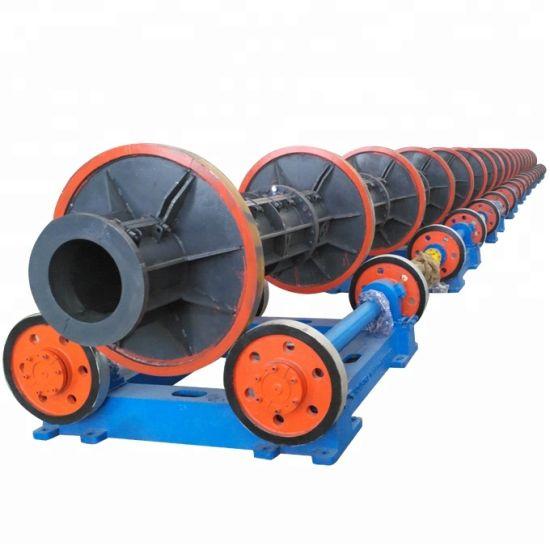 China Complete Equipment of Spun Pre-Stressed Concrete Pole Machine