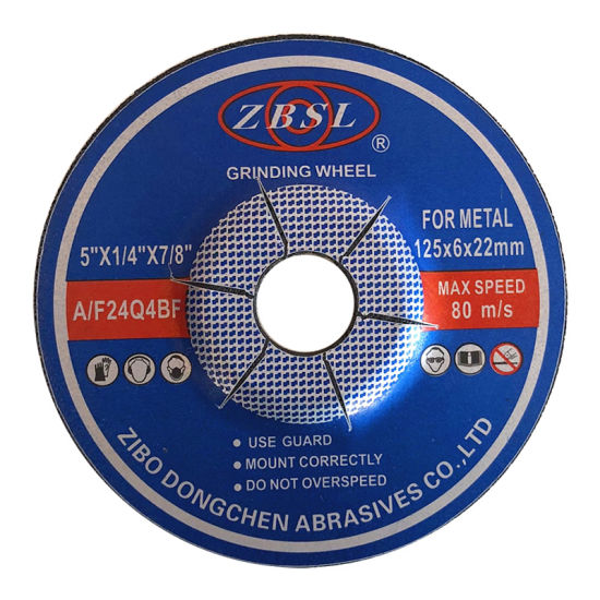 6mm-Thickness Grinding Wheel-180X6X22.2
