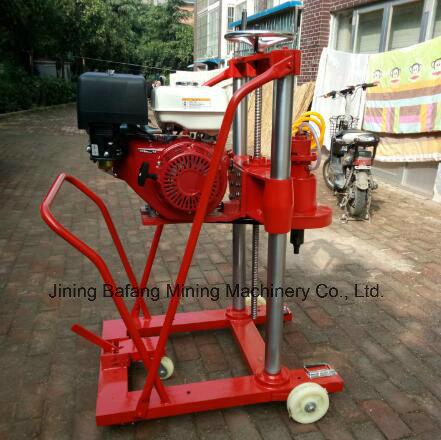 Concrete Pavement Coring Drilling Machine