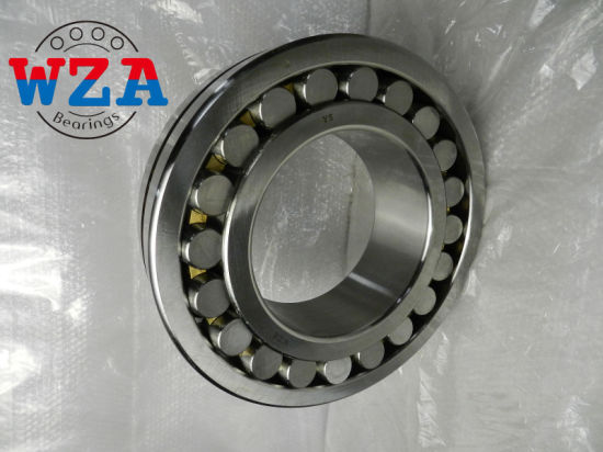 High Quality Brass Cage Spherical Roller Bearing with Ca Cage pictures & photos