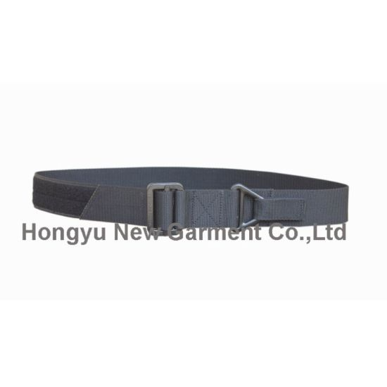 High Quality Military Duty Waist Webbing Navy Belts (HY-WB007)