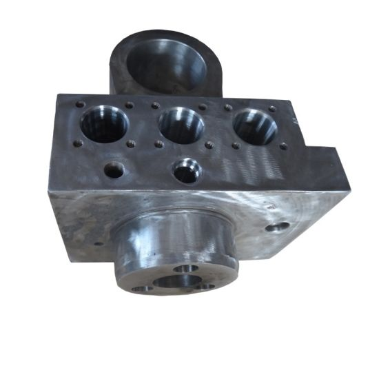 Forging and Machining Part Hydraulic Cylinder Retainers