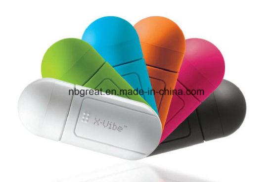 X-Vibe Mini Vibration Speaker