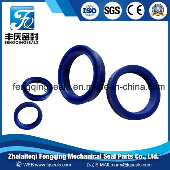 OEM Hydraulic Sealing Ring PU Rubber Un Uhs Dh Oil Seal