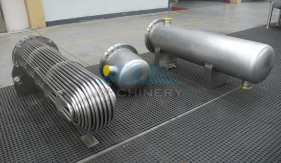 China Wall Mount Gas Boiler Heat Exchanger - China Titanium Tubes ...