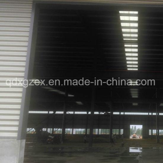 Multi-Layer Preengineered Steel Structure Logistics Warehouse