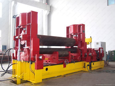 Hydraulic Rolling Machine (RPB 40X2500) pictures & photos