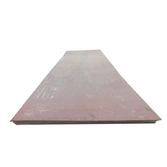 Building Material ASTM A242 Corrosion Weather Resistant Steel Plate